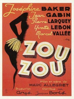 cover image of Zouzou