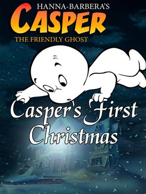 cover image of Casper's First Christmas
