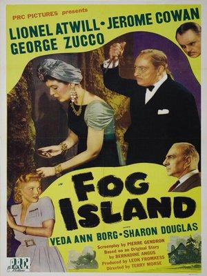 cover image of Fog Island