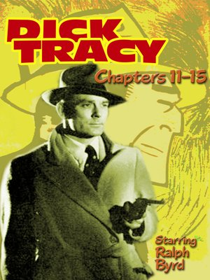 cover image of Dick Tracy, Chapter 12