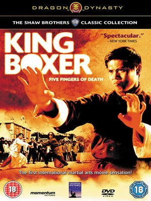 cover image of King Boxer: Five Fingers of Death