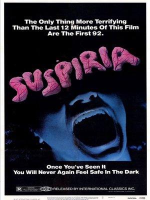 cover image of Suspiria
