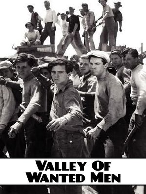 cover image of Valley of Wanted Men