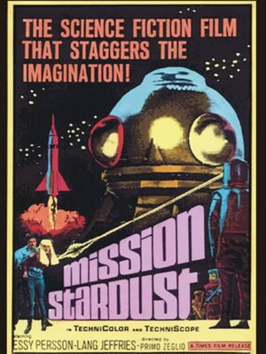 cover image of Mission Stardust