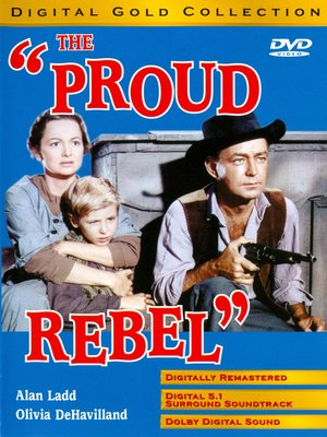 cover image of The Proud Rebel
