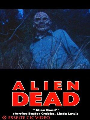 cover image of Alien Dead