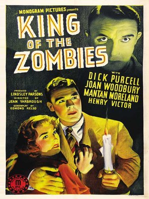 cover image of King of the Zombies