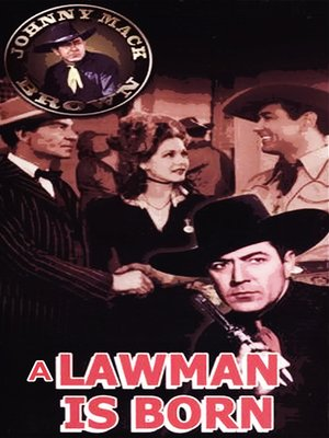 cover image of A Lawman Is Born