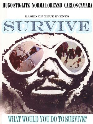 cover image of Supervivientes De Los Andes (Survive)
