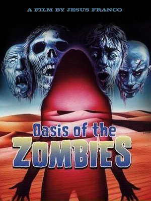 cover image of Oasis of the Zombies