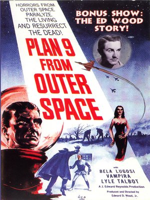 cover image of Plan 9 from Outer Space