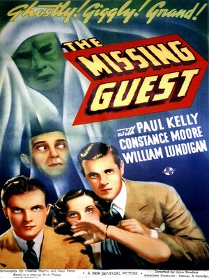 cover image of The Missing Guest