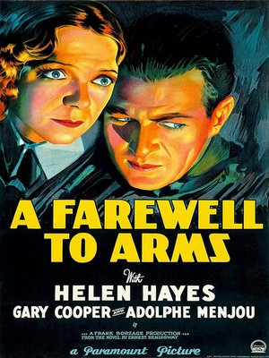 cover image of A Farewell to Arms