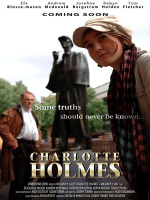 cover image of Charlotte Holmes