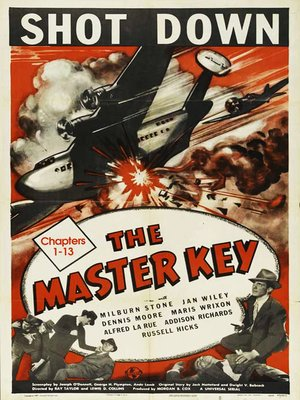 cover image of The Master Key, Season 1, Episode 8