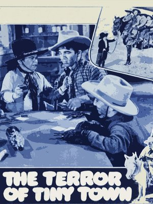 cover image of The Terror of Tiny Town