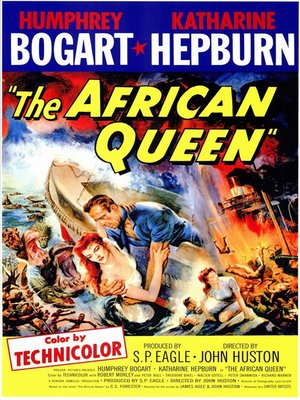 cover image of The African Queen