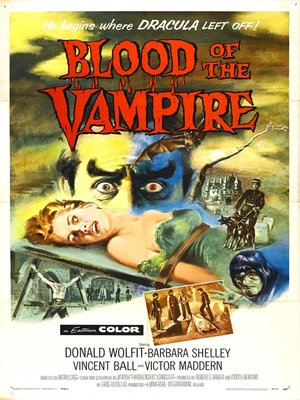 cover image of Blood of the Vampires