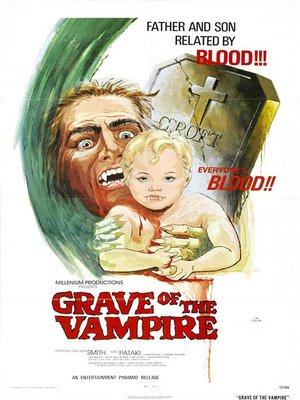 cover image of Grave of the Vampire