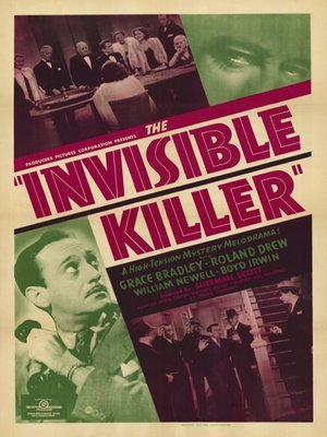 cover image of The Invisible Killer