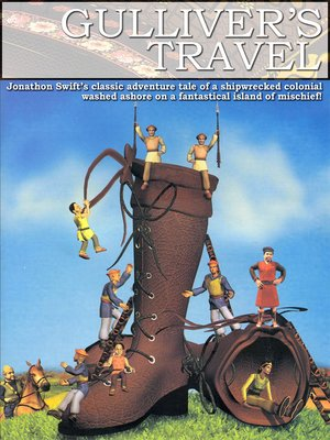 cover image of Gulliver's Travel (2006 - Animated Feature)