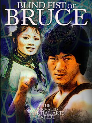 cover image of Blind Fist Of Bruce
