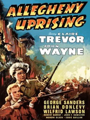 cover image of Allegheny Uprising