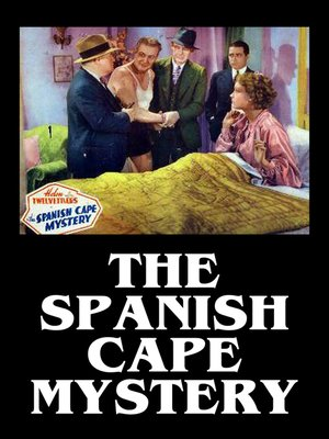 cover image of The Spanish Cape Mystery