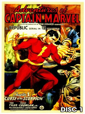 cover image of Adventures of Captain Marvel, Volume 1
