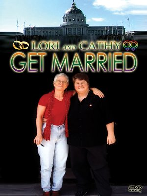 cover image of Lori and Cathy Get Married