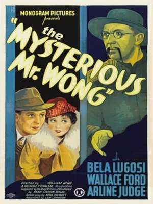 cover image of The Mysterious Mr. Wong