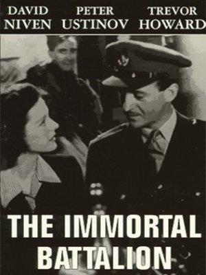 cover image of The Immortal Battalion