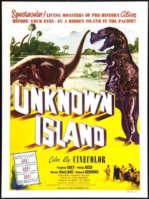cover image of Unknown Island