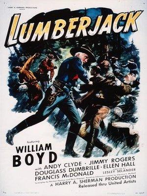 cover image of Lumberjack