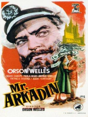 cover image of Mr. Arkadin