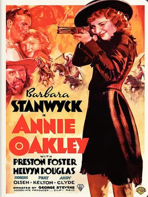 cover image of Annie Oakley