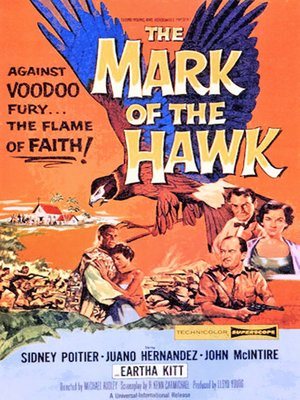 cover image of The Mark of the Hawk
