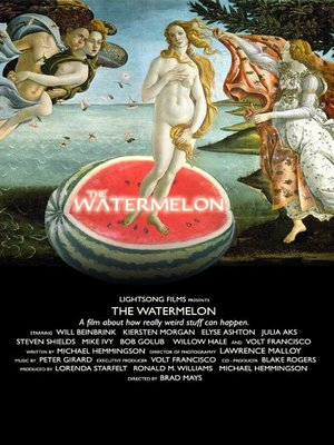 cover image of The Watermelon