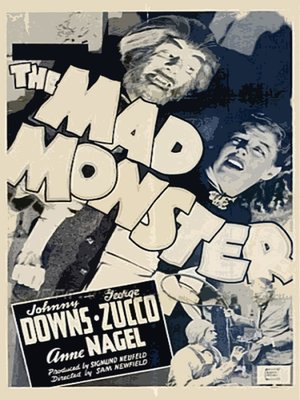 cover image of The Mad Monster