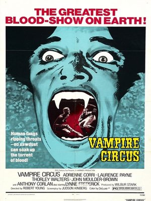 cover image of Vampire Circus