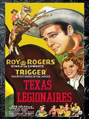 cover image of Texas Legionnaires