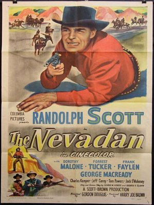 cover image of The Nevadan