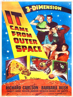 cover image of It Came From Outer Space