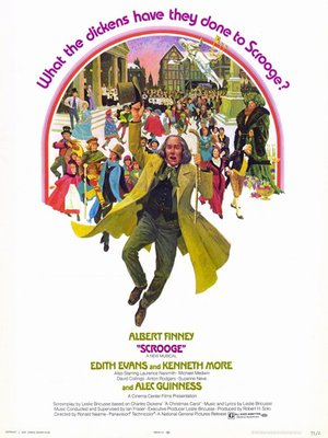 cover image of Scrooge (1970)