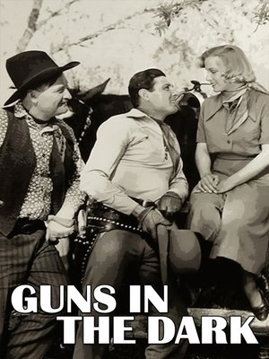 cover image of Guns in the Dark