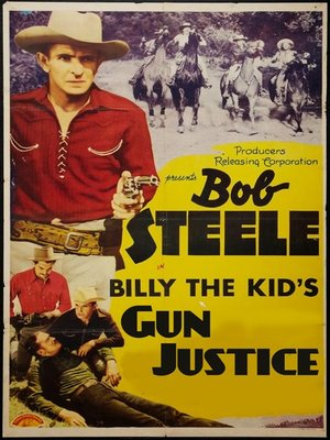 cover image of Billy the Kid's Gun Justice