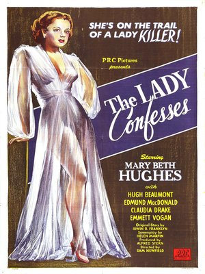 cover image of The Lady Confesses