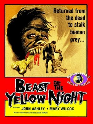 cover image of Beast of the Yellow Night