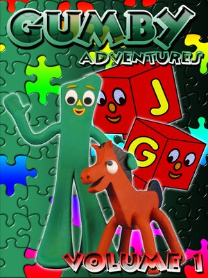 cover image of Gumby Adventures, Volume 1