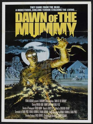 cover image of Dawn of the Mummy